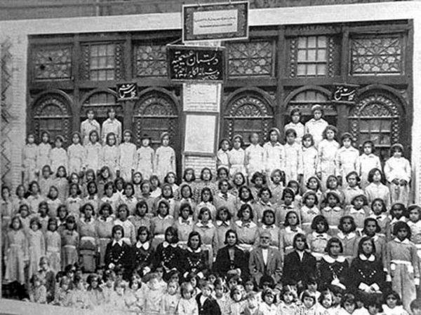مدارس میسیونری در دوره ناصری و مظفری